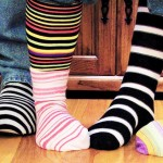 """Sei libri """"matti"""" + uno, per onorare la Giornata dei calzini spaiati"""