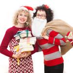 Look&Book #6: rosso, bianco e natalizio
