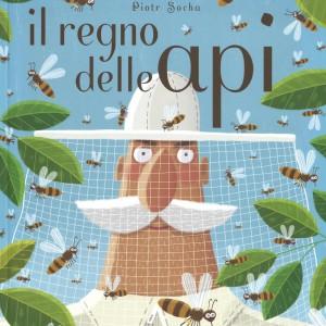 libro illustrato il regno delle api
