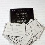 5 aprile: Il gruppo di lettura legge La verità sul caso Harry Quebert