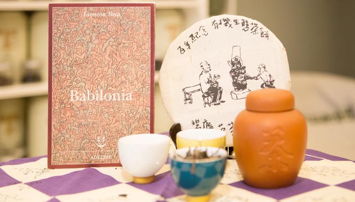 Babilonia di Yasmina Reza e tè sacro